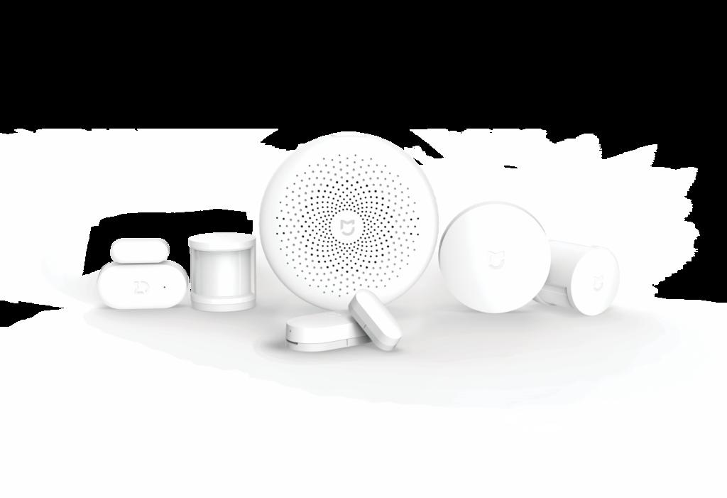 Kit de sensores da Xiaomi