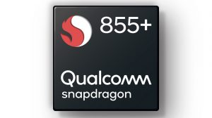 Novo chip Snapdragon 855 Plus Chip