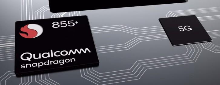 Novo chip Snapdragon 855 Plus  presente no galaxy z flip