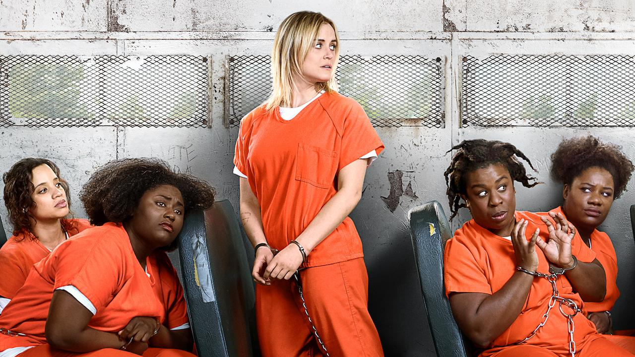 Orange is the new black season 6 poster