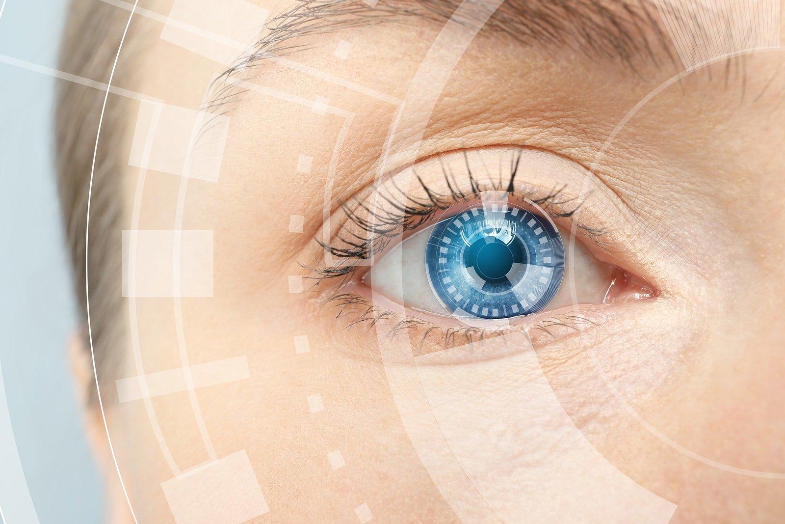 Smart contact lenses teaser