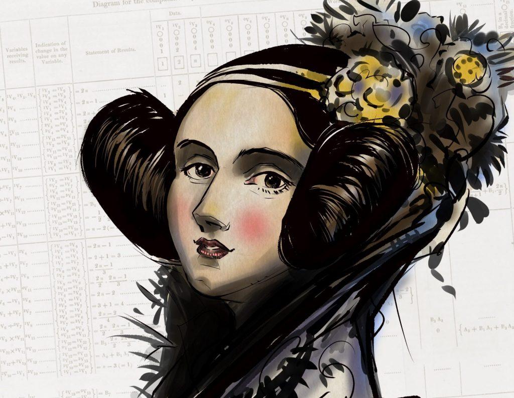 Ada Lovelace história do computador