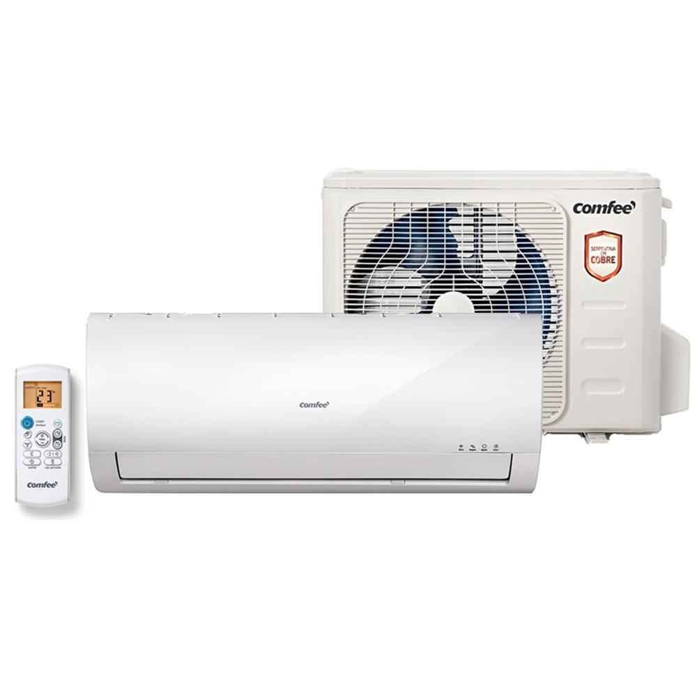 Ar condicionado ultrapassou geladeira Frostfree
