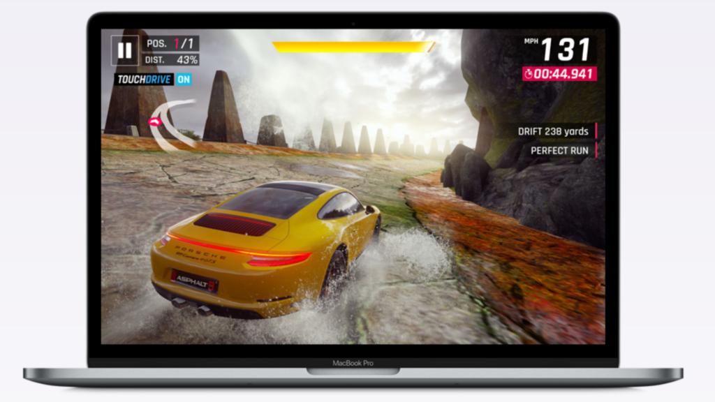 Asphalt 9, jogo mobile de sucesso, está chegando ao macOS aproveitando capacidade gráfica dos modelos