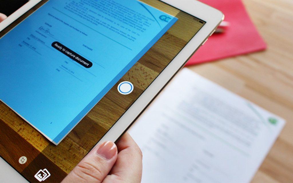 Escanear documentos já pode ser feito através do celular gratuitamente