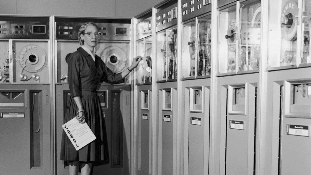 Grace Hopper história do computador