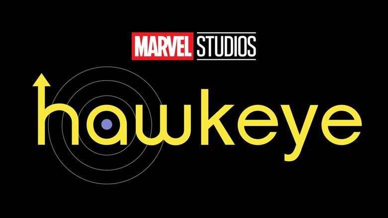 Título oficial de Gavião Arqueiro, nova série da Marvel e do Disney+.