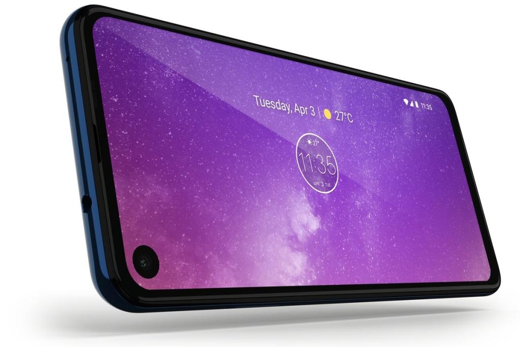 Tela do One Vision é o maior destaque do aparelho, sendo o primeiro celular com formato 21:9 do Brasil