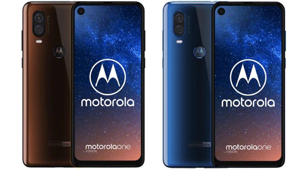 Motorola One Vision tem design diferentão com tela no formato 21:9 Infinity-O