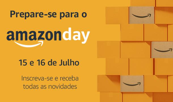 Conhecido no Brasil como Amazon Day, o evento acontece dias 15 e 16 de julho
