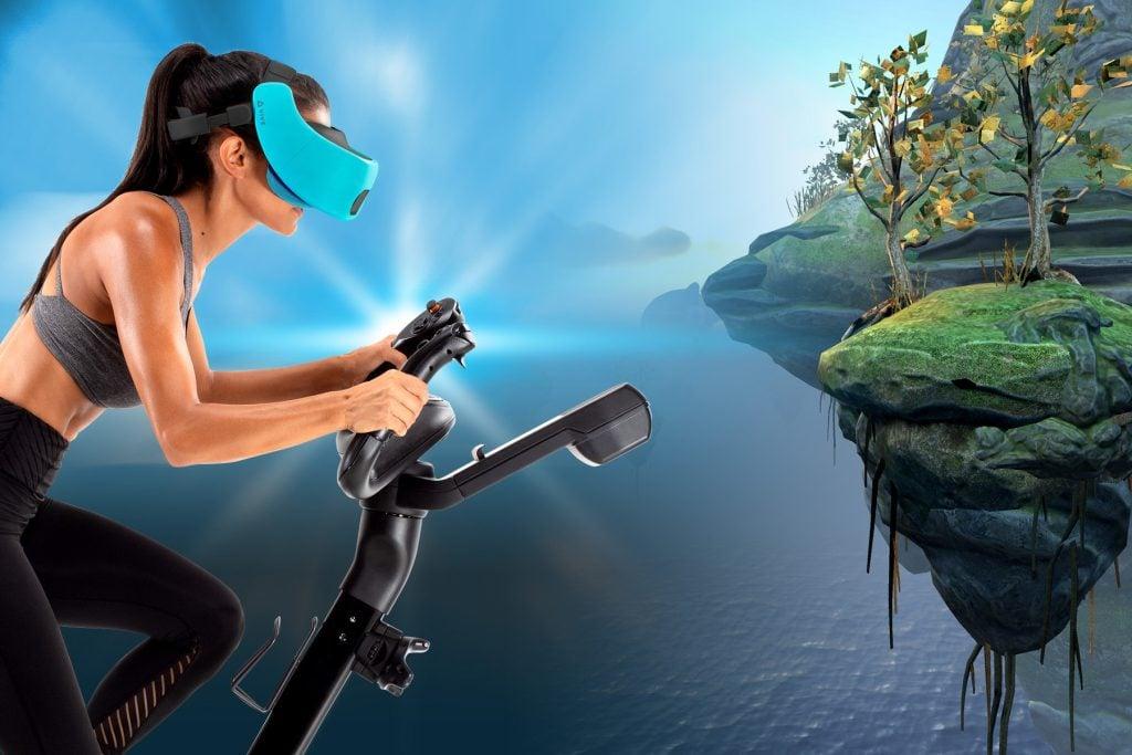 Realidade Virtual uso quotidiano