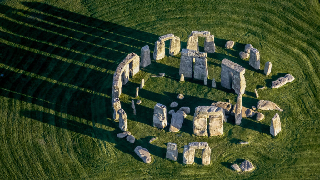 stonehenge história do computador