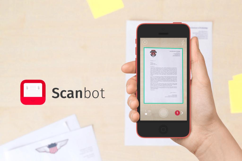 O Scanbot Pro é o aplicativo certo para quem busca diversas funcionalidade em um só lugar