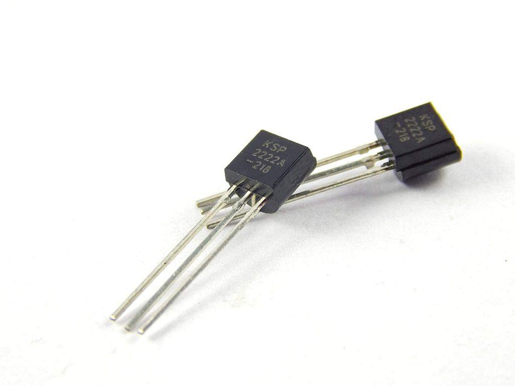 transistor história da computação