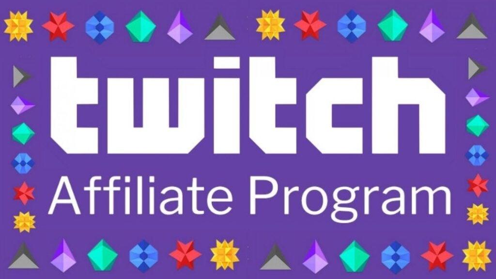 Programa de afiliados da Twitch traz benefícios aos usuários