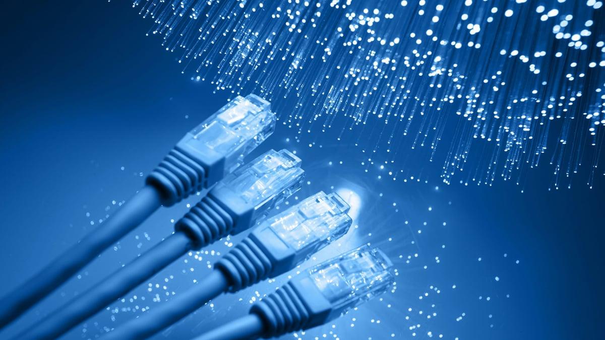 Velocidade internet empresas