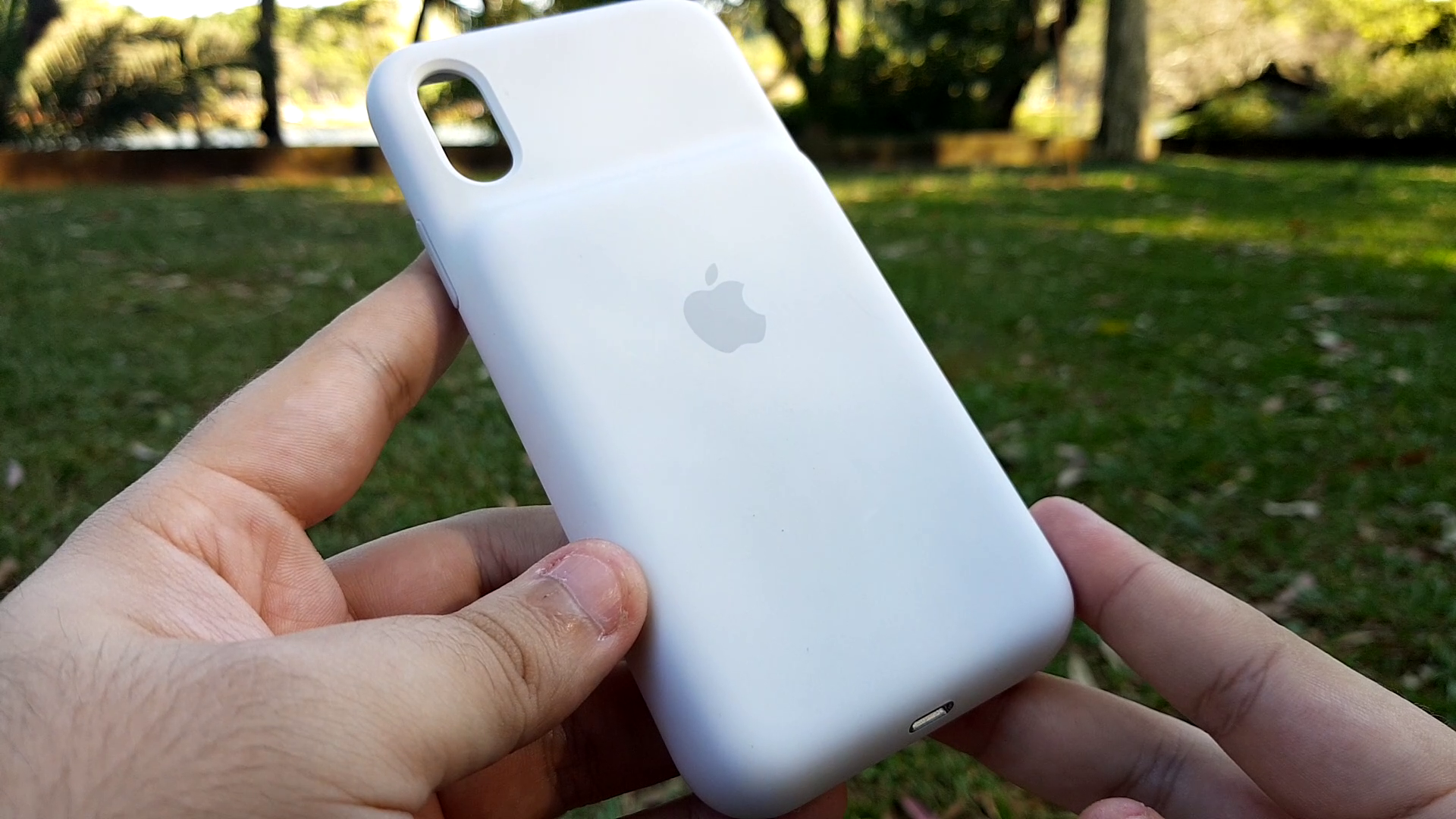 SmartCase do iPhone XS