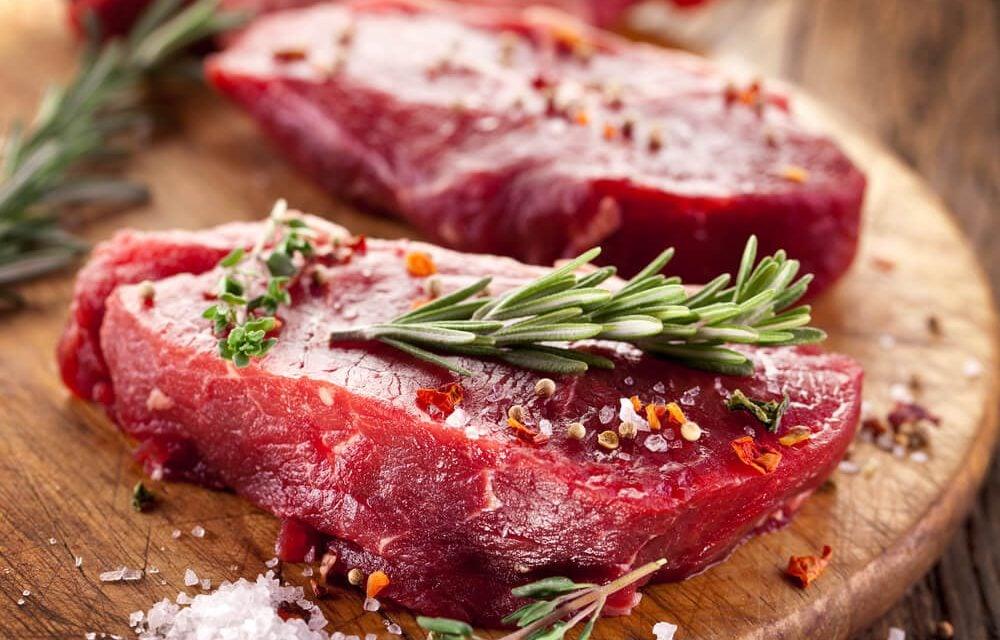 Nunca é bom cozinhar carnes vermelhas por tempo demais