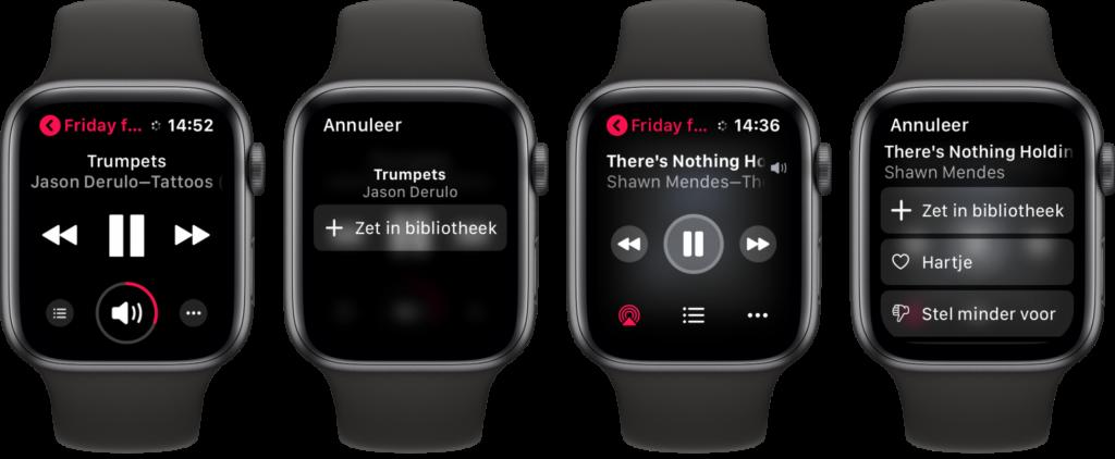 """App """"Reproduzir"""" também sofreu mudanças de design"""