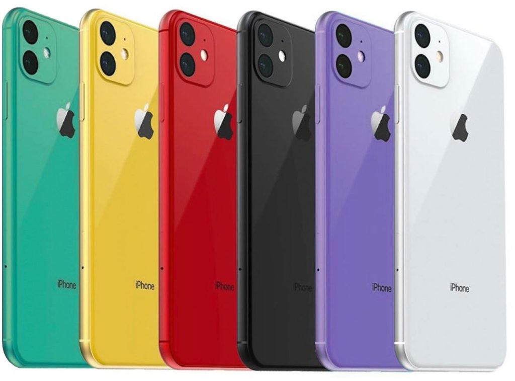 Apple deverá adicionar mais uma opção de cor para o iPhone 11, com tom verde
