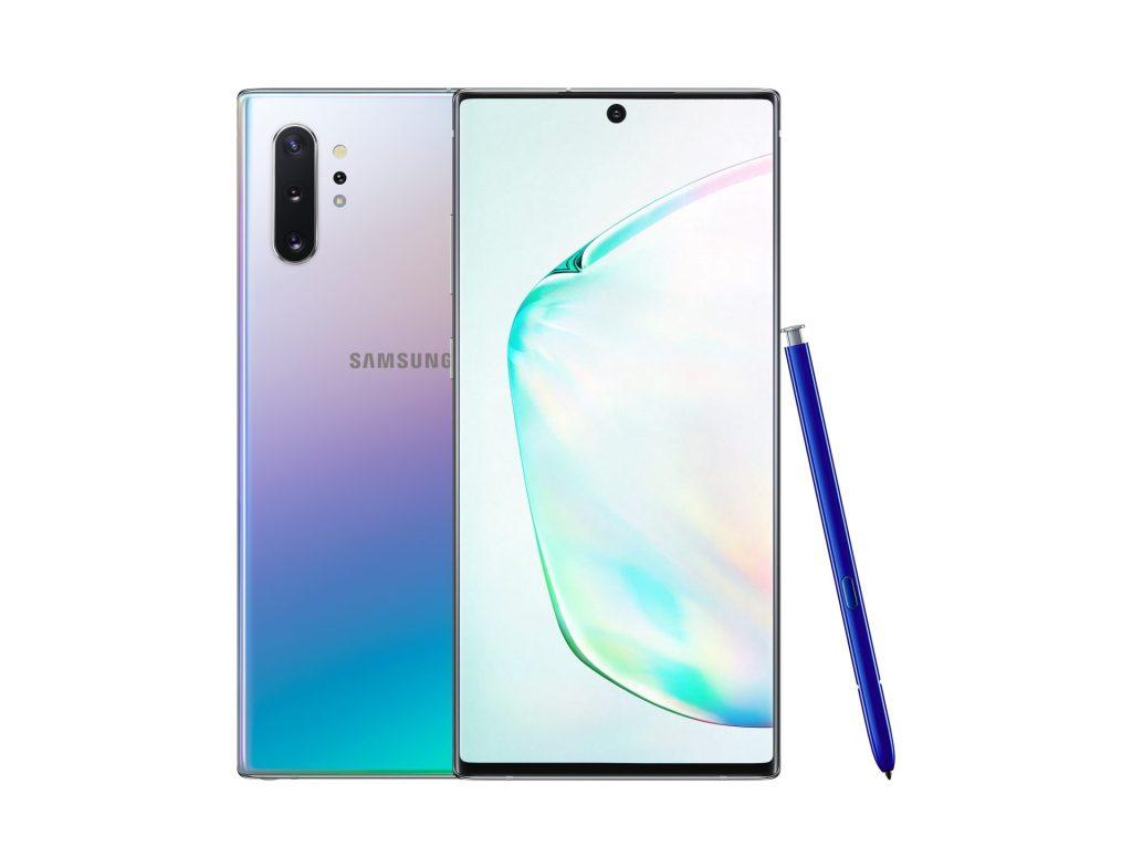Melhores smartphones para games - galaxy note 10 plus