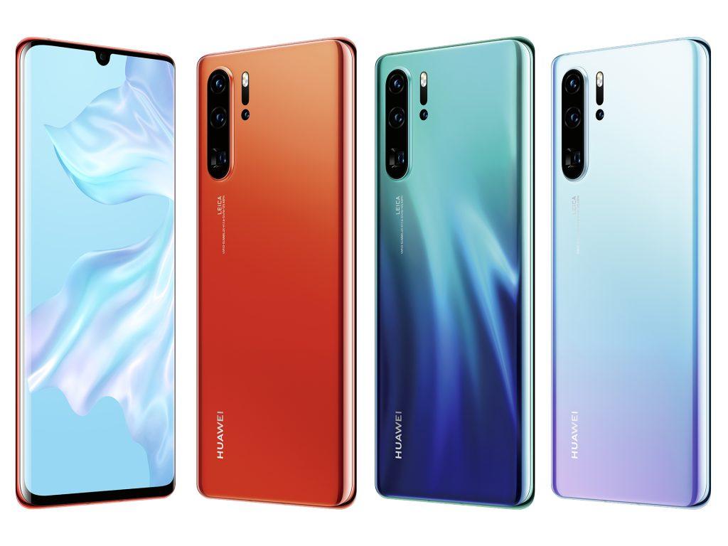 A Huawei está com promoção de Dia dos Pais para você presenteá-lo com um P30 Pro
