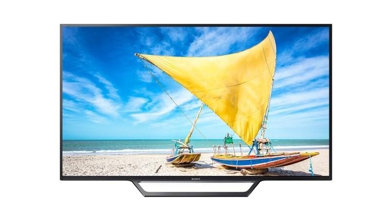 Smart TVs mais buscadas de julho - Smart TV LED 32 Sony KDL-32W655D 2 HDMI LAN (Rede)
