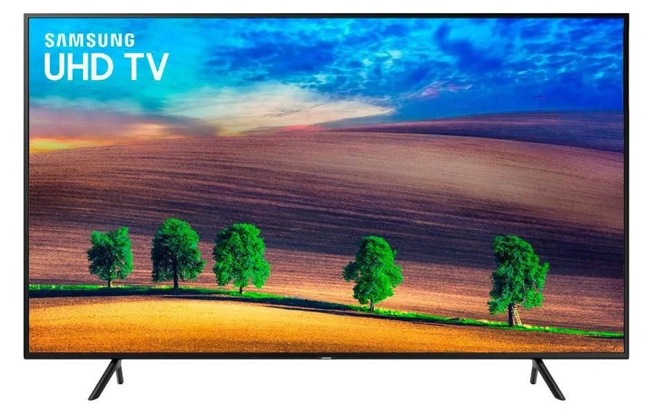 Smart tvs mais buscadas de julho - smart tv led 40 samsung série 7 4k hdr 40nu7100