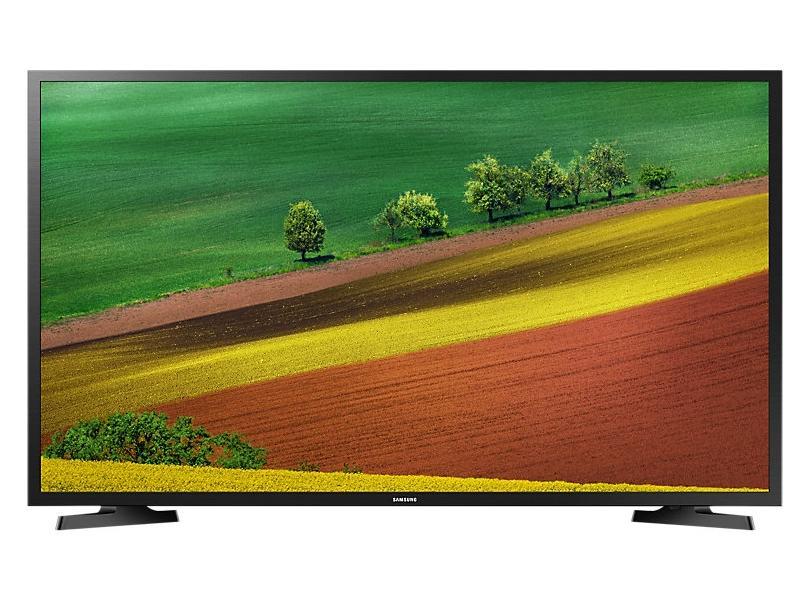 Smart TVs mais buscadas de julho - TV LED 32 Samsung Série 4 UN32N4000 2 HDMI USB