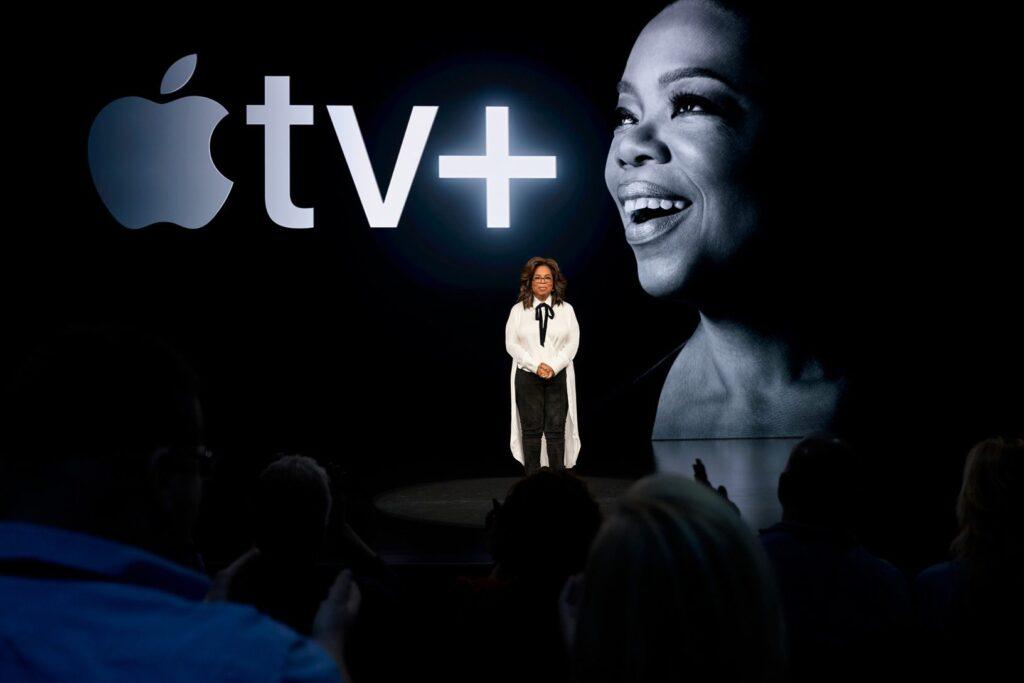 Possivelmente novas informações do Apple Arcade e Apple TV +