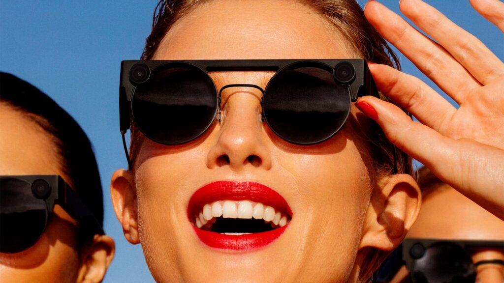 Os Snap's Spectacles 3 tem foco em tecnologia e estilo