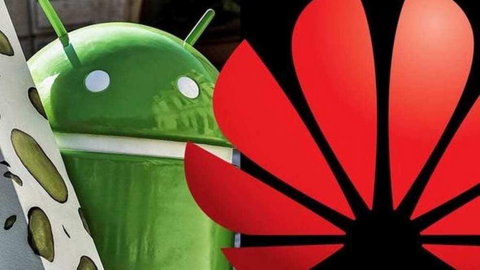 O Huawei Mate 30, e quaisquer lançamentos futuros não entram na lista de alívios comerciais feitos em agosto