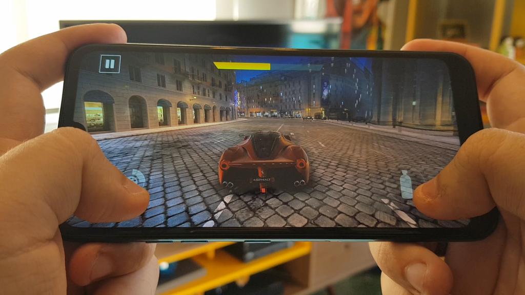 Jogos não é o foco do smartphone