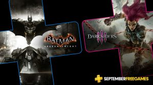 PS Plus de setembro terá Batman e Darksiders 3