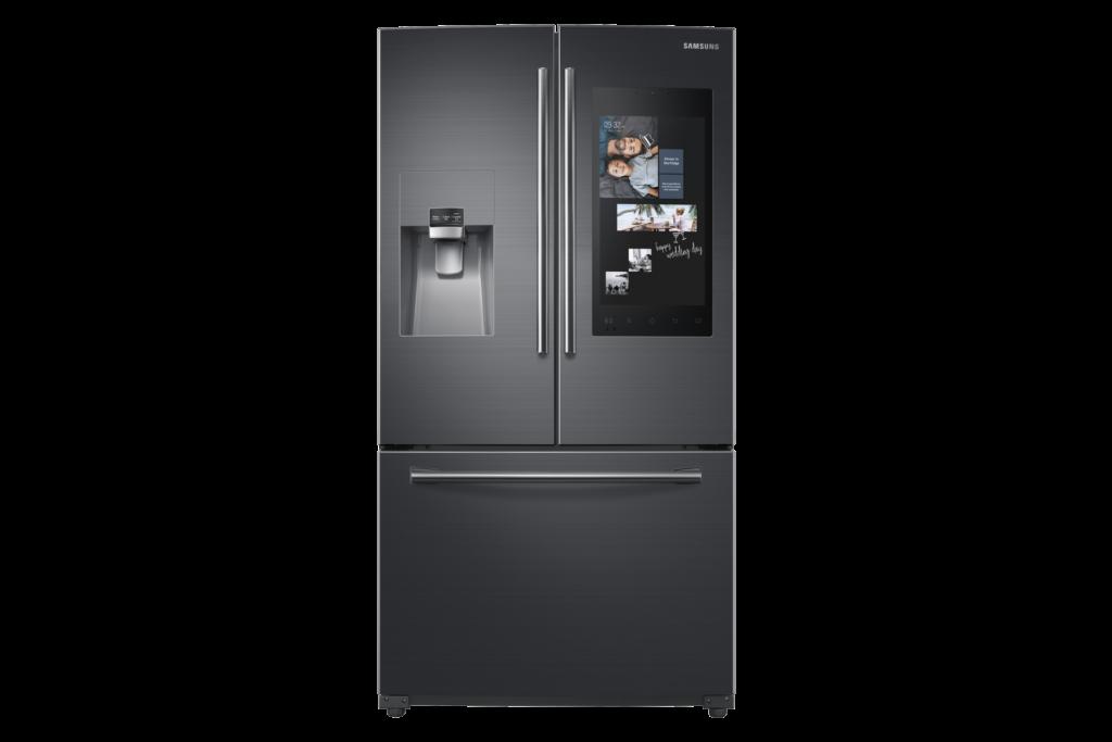 Com as geladeiras Family Hub, a Samsung quer fortalecer a ideia da cozinha como um ambiente conectado