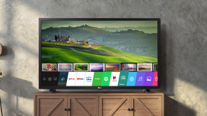 foto destacada smart tv 4k lg