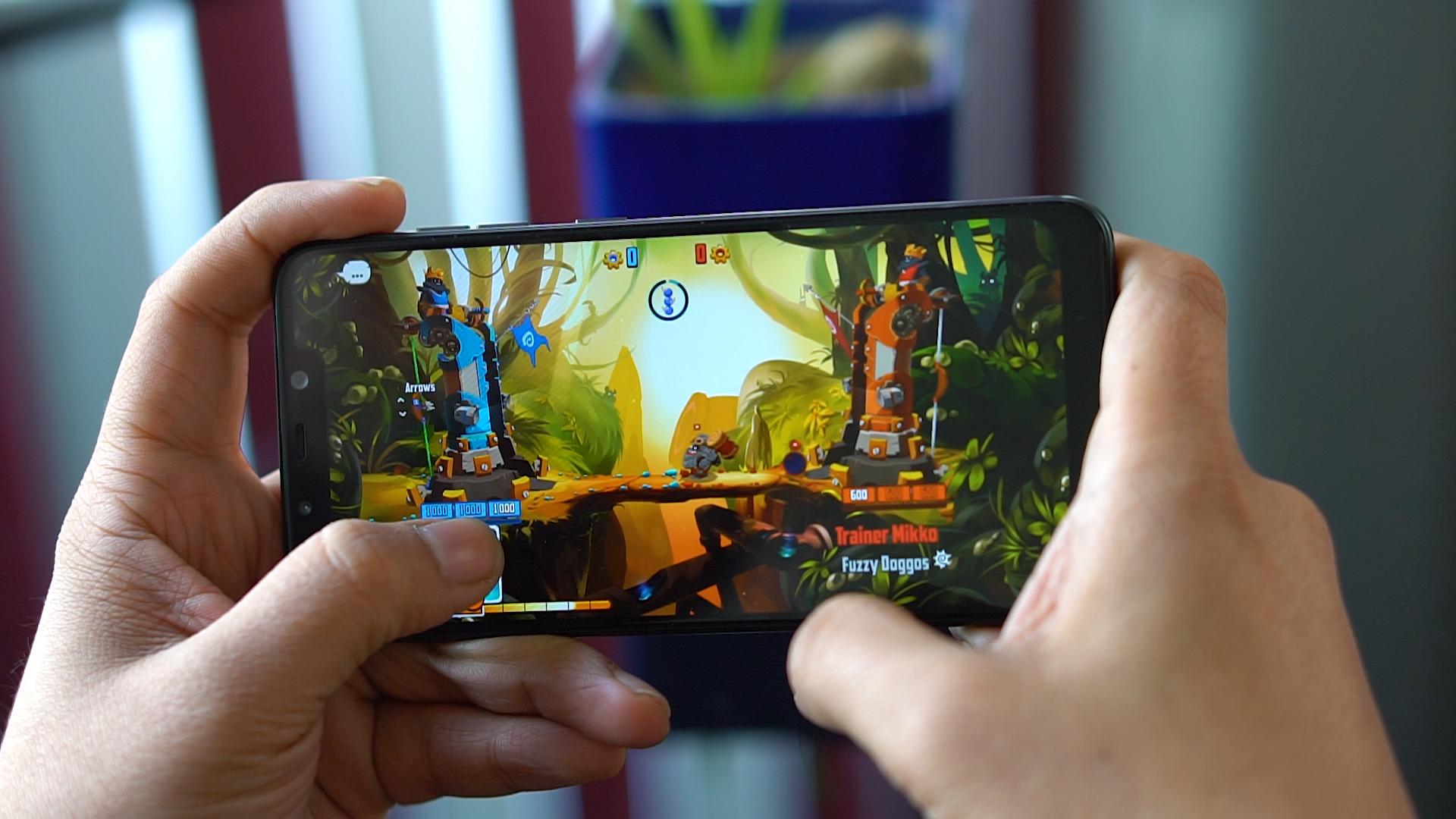Smartphones para games