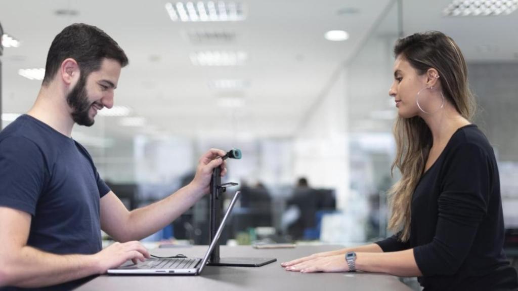 A biometria está presente nos mais diversos serviços a fim de trazer mais segurança de dados para os usuários