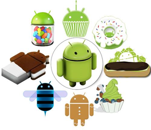 Android 10 acaba com a tradição de nomear o sistema com sobremesas