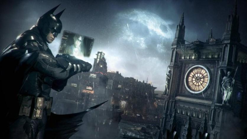 Pronto para colocar o traje do morcego e salvar gotham city?