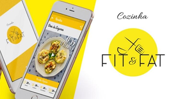 Um dos apps culinários que são visionários