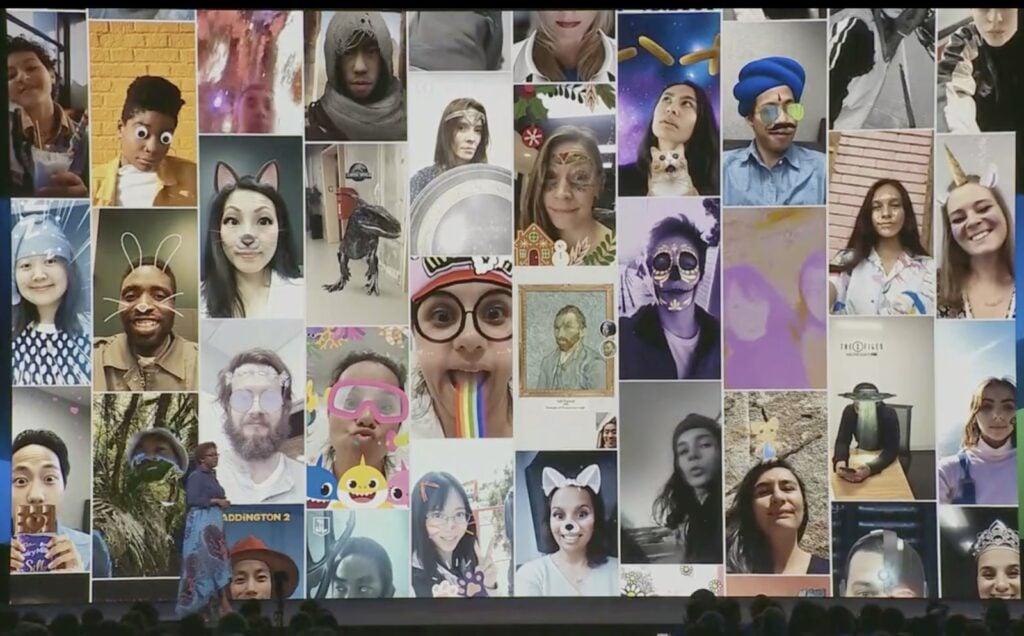 A partir de agora, todos os usuários poderão criar filtros de AR para Instagram e Facebook