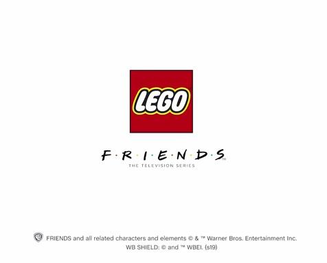 Lego anuncia novo conjunto inspirado em friends