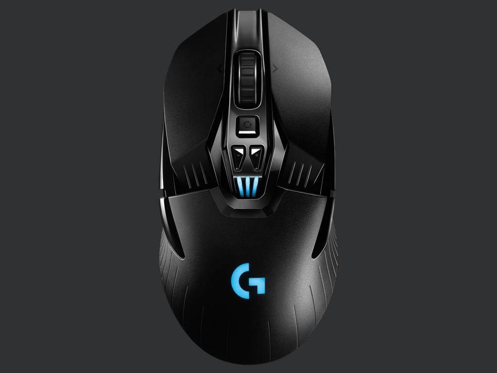 Mouse gamer G903 HERO traz sensibilidade de até 16K DPI