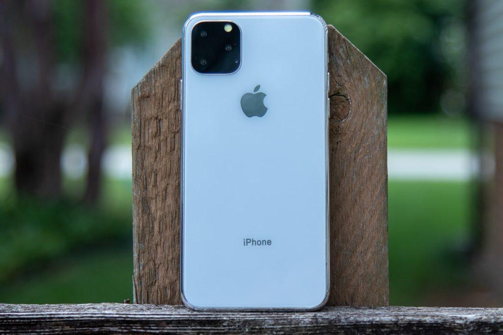 Novo iphone 11 deve chegar com 3 câmeras na traseira (imagem: cultofmac)