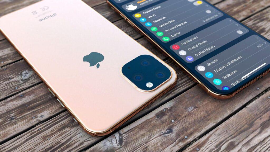 Foto destacada do possível iPhone 11