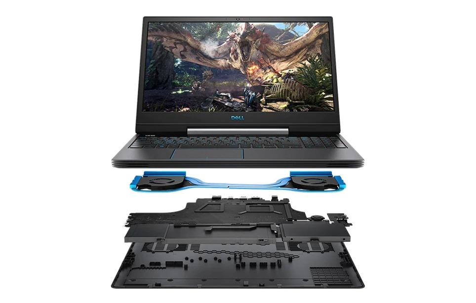 Configurações do Dell G5 15 são mais avançadas