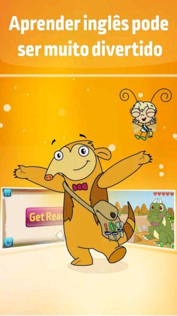 Aprenda inglês brincando com o Fun English with Doki!