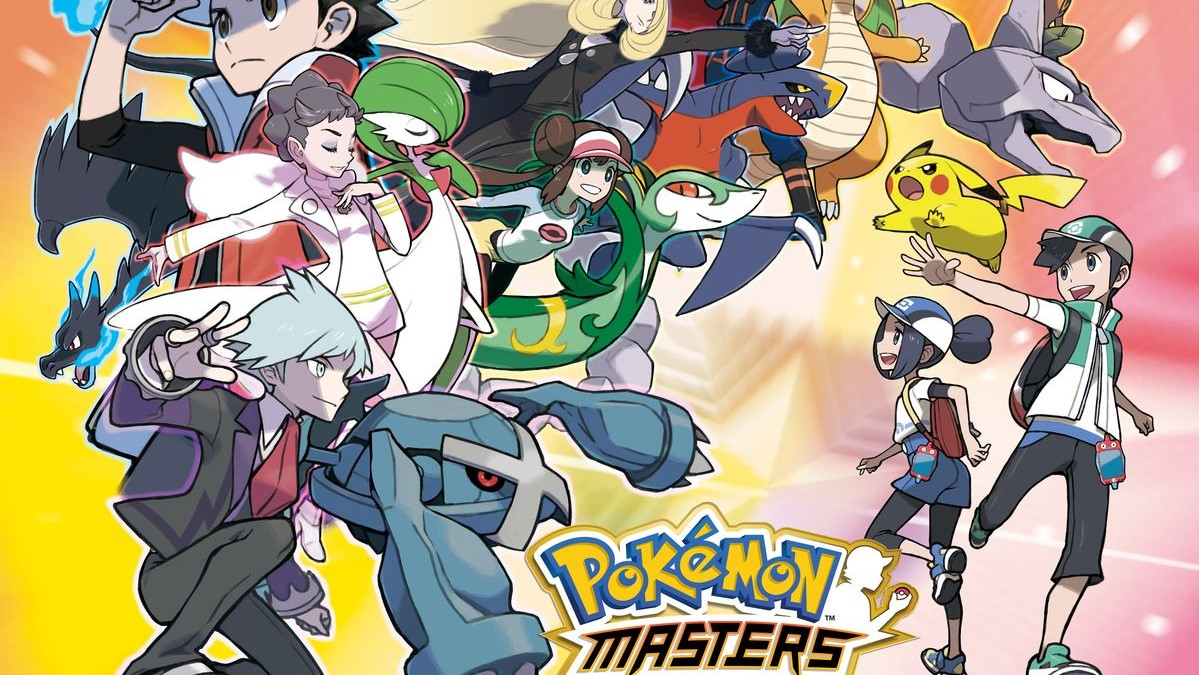 Pokemon masters key art 1. 0