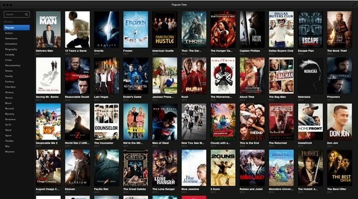 """Muitos dizem que a MPAA foi a grande responsável pela """"morte"""" do Popcorn Time"""